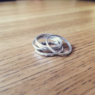 Sterling Silver Rings For Woman