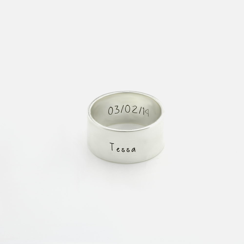 10mm Wide Band