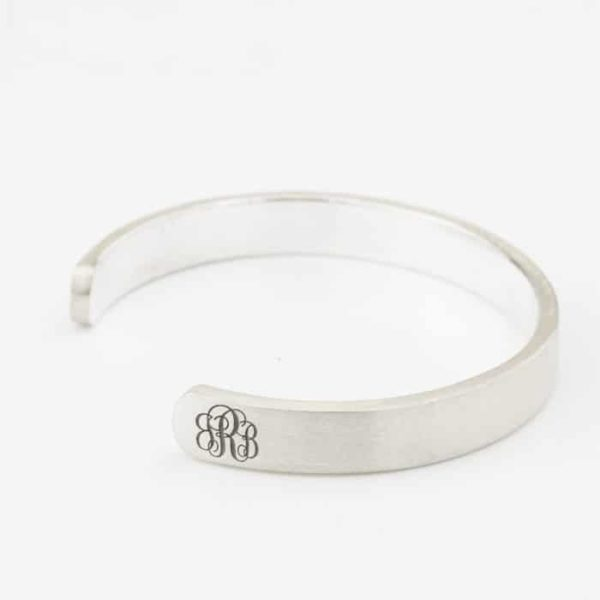 Bold Cuff Bangle Mens