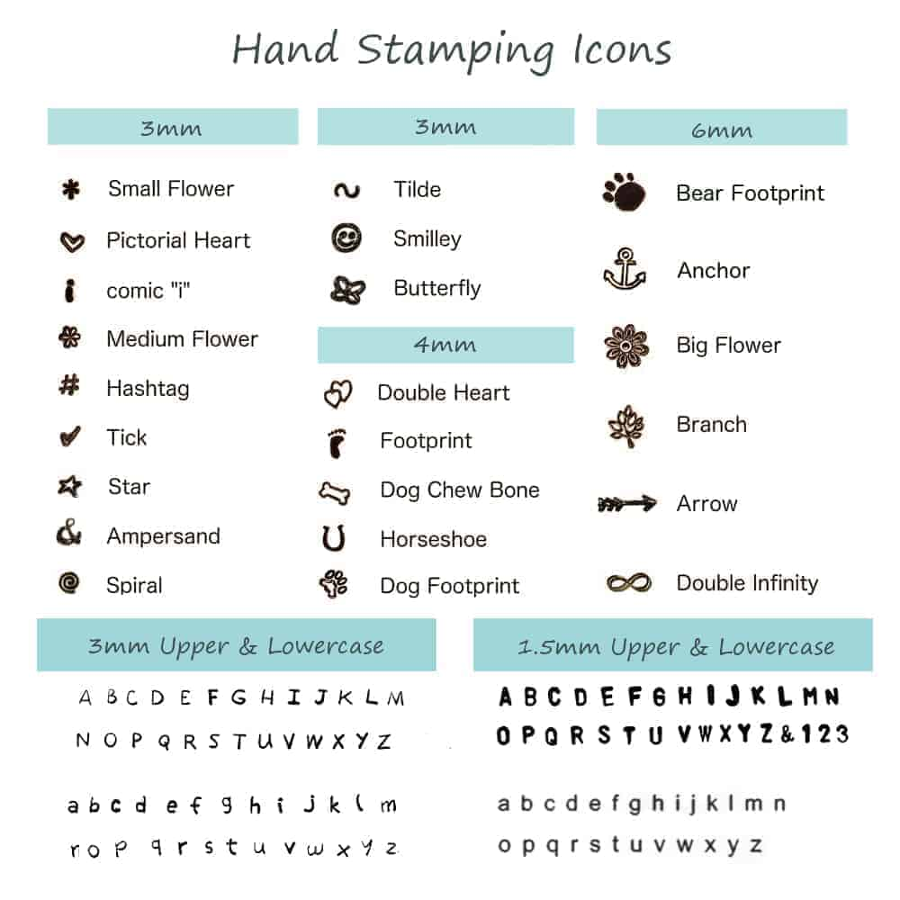 Hand Stamping