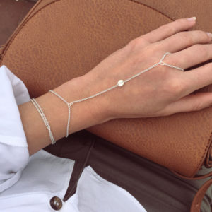 Layered Boho Bracelet-Ring Connection-lifestyle