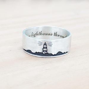 Lighthouse Jewellery RIng