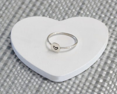 Personalised Coin Ring