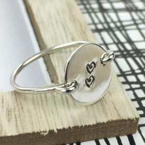 Sterling Silver Signet Coin Ring_1