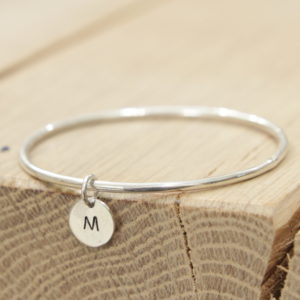 Sterling Silver Hand Crafted Bangle