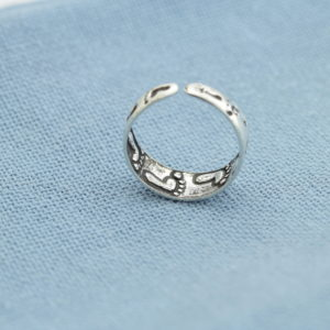 Baby Steps Toe ring