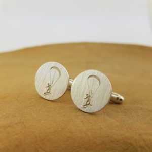 Custom Engraved Mens Cufflinks
