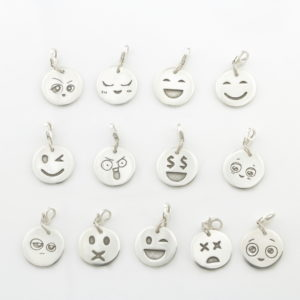 Emoticon Charms