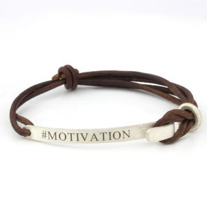 Double Leather Cord Bracelet Durban