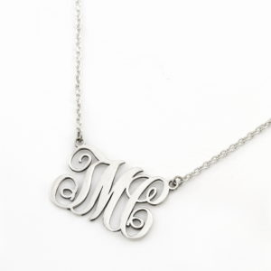 Monogram Necklace Jewellery South Africa