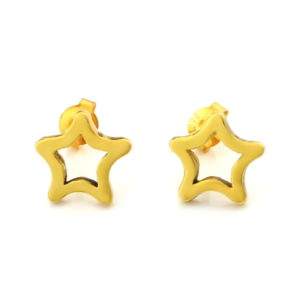 Shape Stud Earrings Star Durban Earrings
