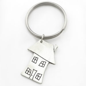 Welcome Home Key Ring Jewellery Durban
