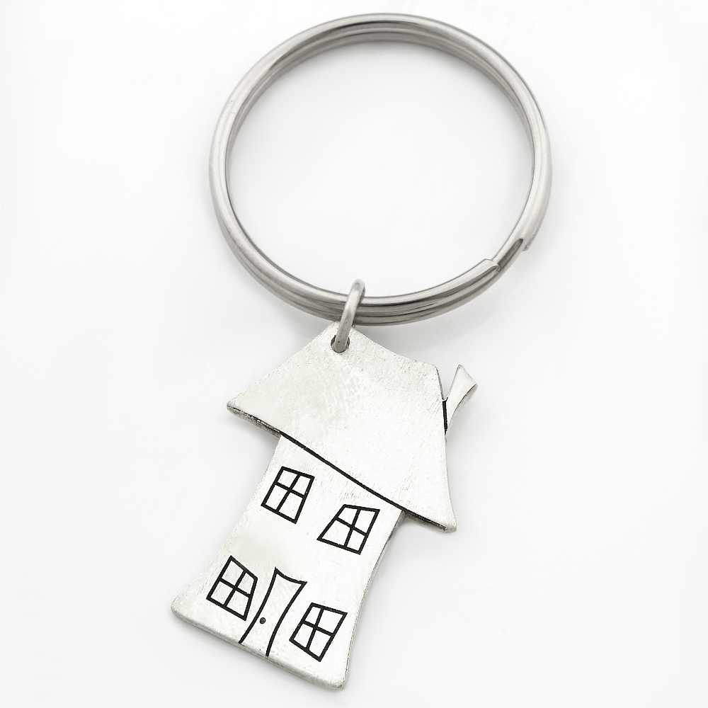 Welcome Home Key Ring Jewellery Durban 7c5e22e60
