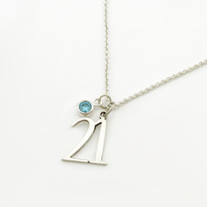 21st birthday birtstone necklace south africa