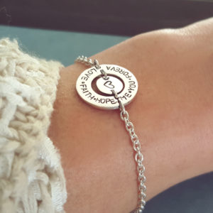 Personalised Birthday gifts for women Silver Bracelets Memory South Africa