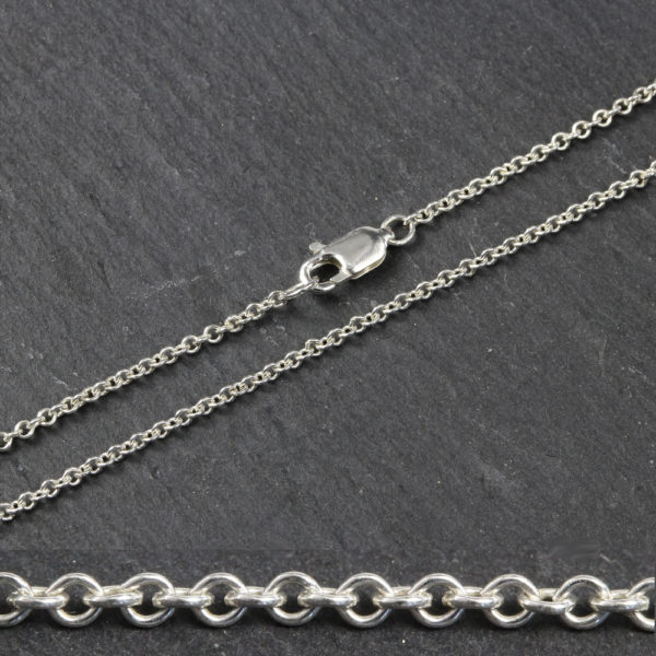Sterling Silver Dainty Necklace by Silvery Jewellery in South Africa