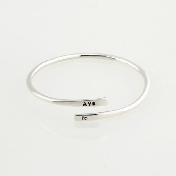 Kid's Open Identity Bangle