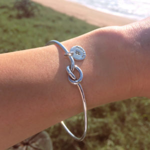 Knot Bangle & Coin