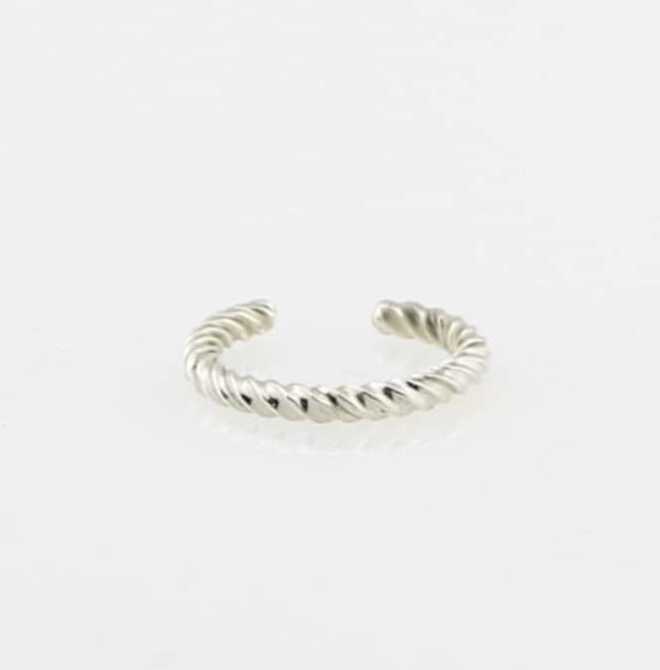 Rope Toe Ring 1