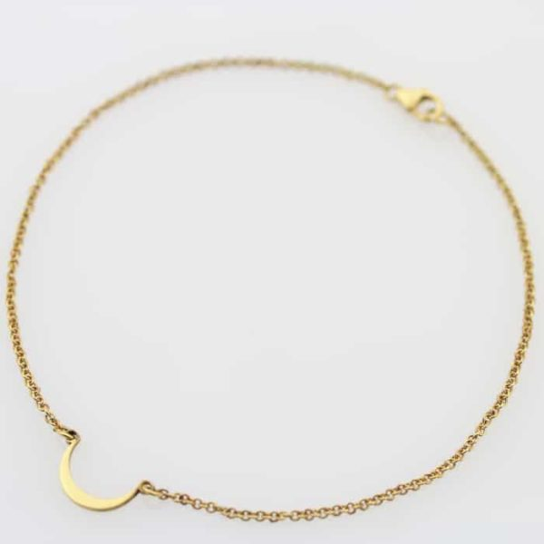 Moon Connector Anklet1