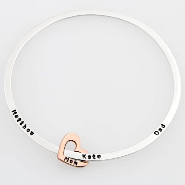 Mothers day Family Bangle