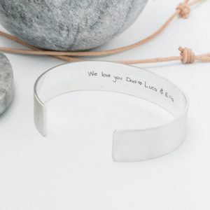 Handwritten-Mens-Cuff-Bangle