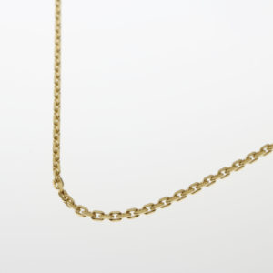 9ct Gold Bold Necklace