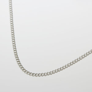 Dainty Curb Necklace