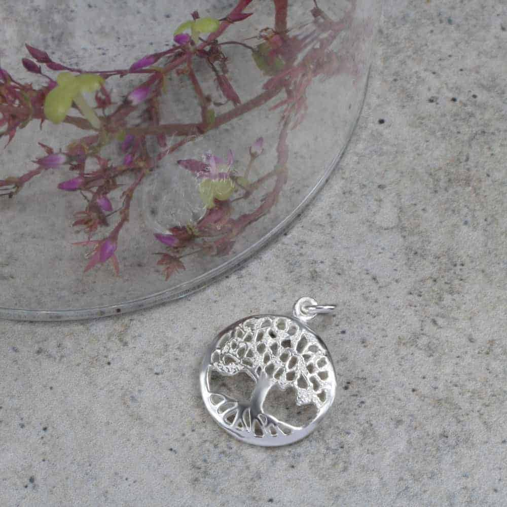 Rooted Tree Of Life Pendant