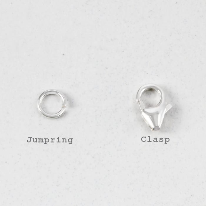 Jumpring And Clasp