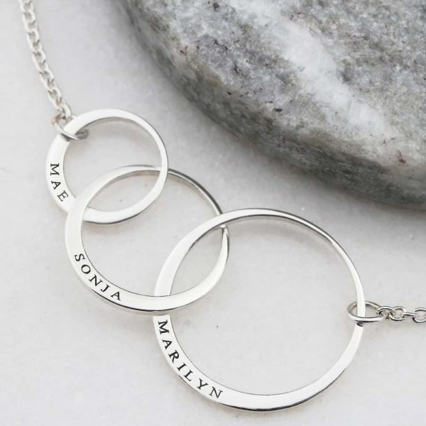 Personalised Generations Necklace 1