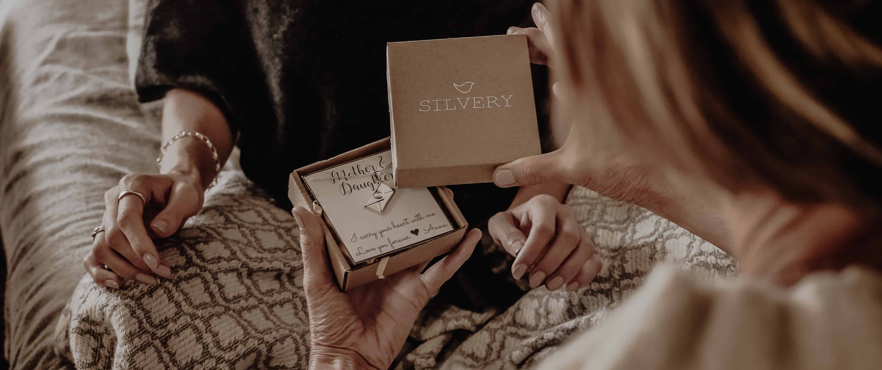 Personalised gifts in south africa from silvery jewellery