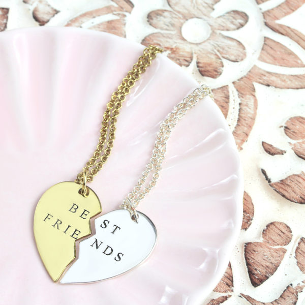 BFF Necklace Set/2