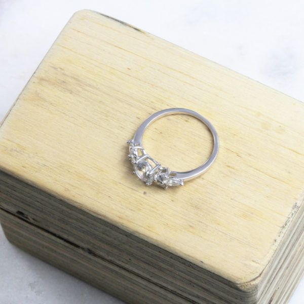 Amore Cubic Zirconia Ring