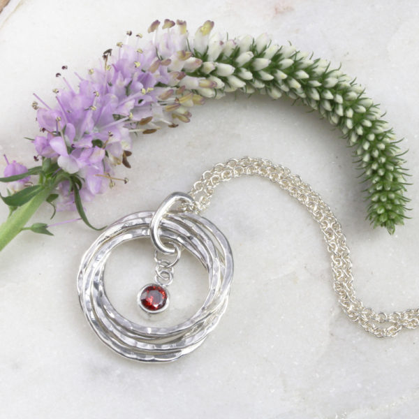 Decade Birthstone Necklace South Africa