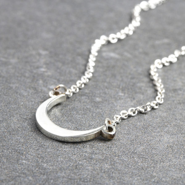 Handcrafted Moon Connector Necklace South Africa