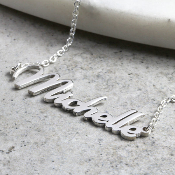 Name Necklace South Africa