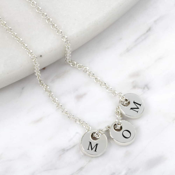 Secret Message Pebble Necklace