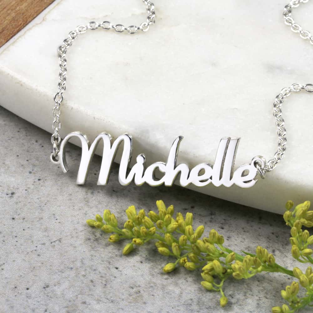 Necklaces by silvery jewellery south africa